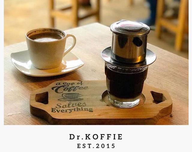 dr. coffie
