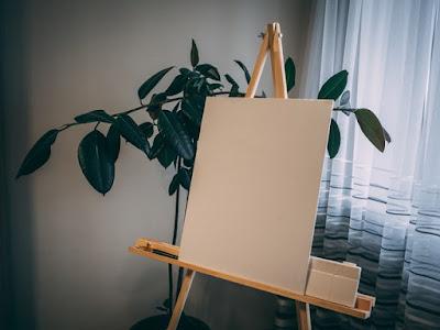 lovebird canvas