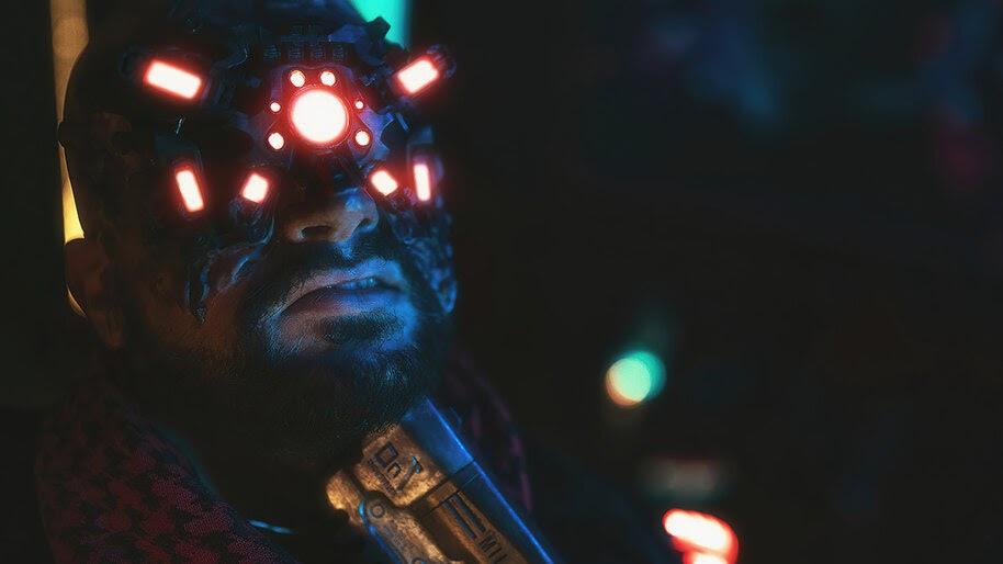 Cyberpunk 2077, Royce, 4K, #3.2277