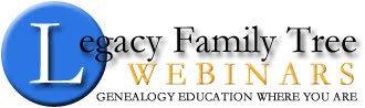 Family Tree Webinars