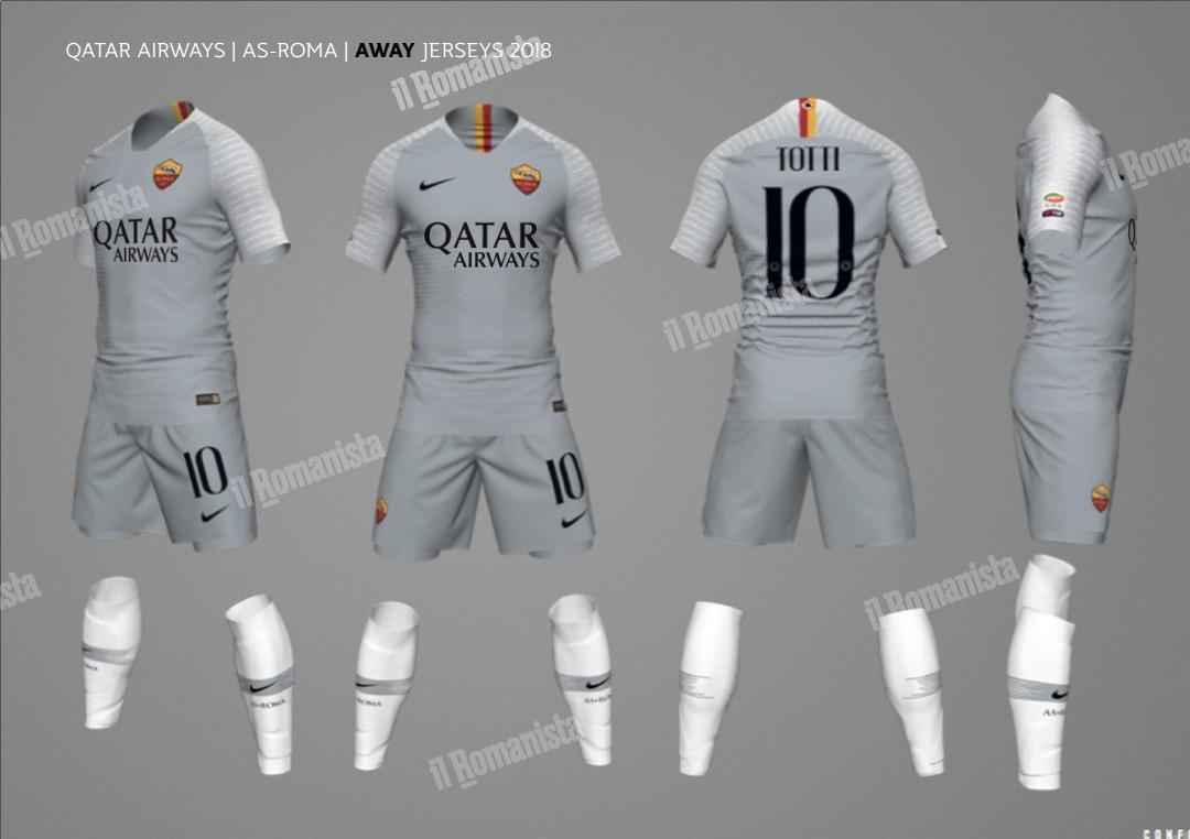 6281858db AS Roma 18-19 Away Kit Leaked
