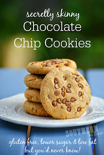 Gluten Free Skinny Chocolate Chip Cookies Recipe