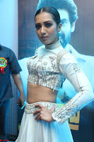 Catherine Tresa in Beautiful emroidery Crop Top Choli and Ghagra at Santosham awards 2017 curtain raiser press meet 02.08.2017 073.JPG