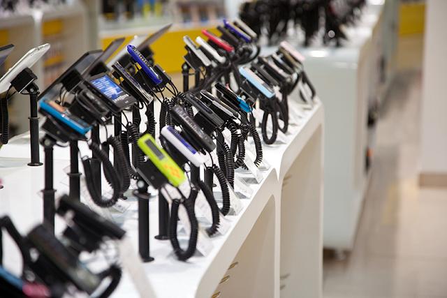 Como são as lojas de eletrônicos em Miami