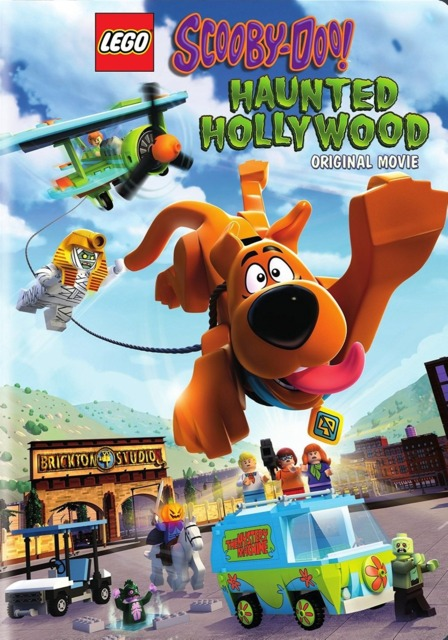 Lego Scooby-Doo!: Haunted Hollywood (2016) ταινιες online seires oipeirates greek subs