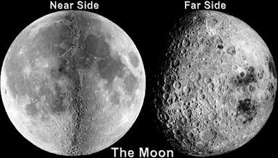 Fakta Tentang Permukaan Bulan