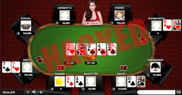 CHEAT POKER ONLINE TERBARU DI ANDROID