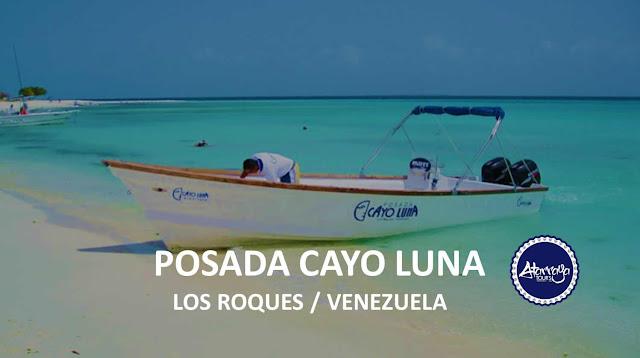 imagen Posada cayo luna  los roques venezuela