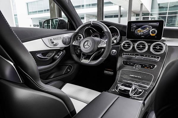 Mercedes Benz AMG C 63 S