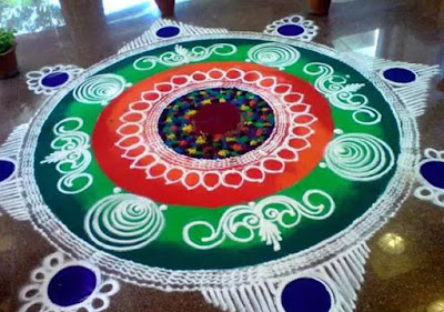 Happy Pongal 2017 Kolam Designs