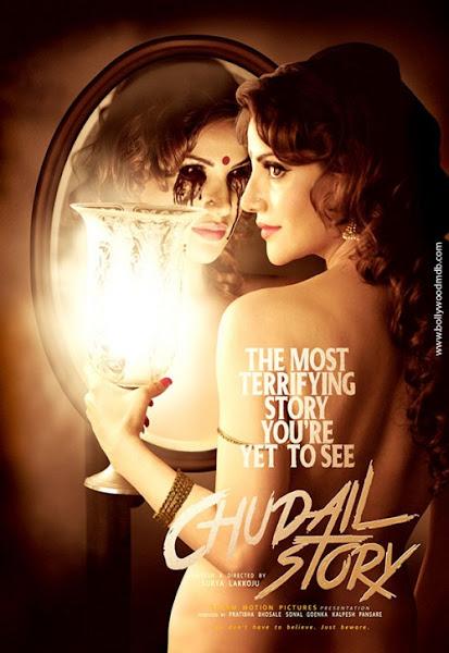Poster of Chudail Story 2016 720p Hindi HDRip Full Movie Download