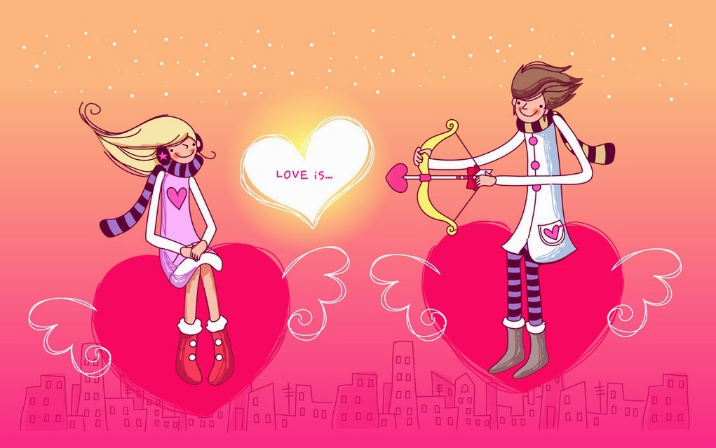 Cute Happy Valentines Day 2015 Couple Images