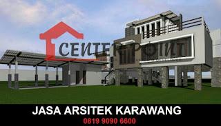 Ahli Desain Arsitektur Karawang