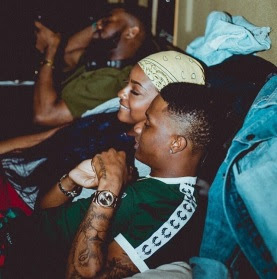 Finally! Justine Skye Con֒rms She Is Dating Wizkid
