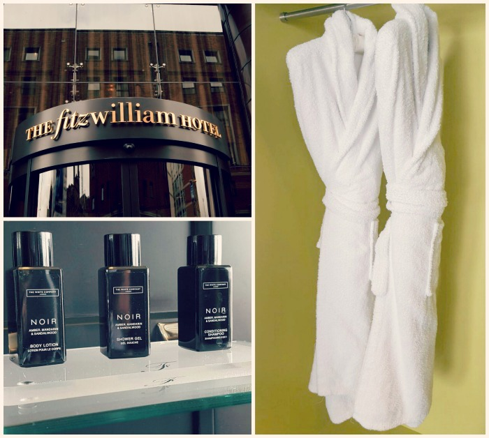 Fitzwilliam Hotel Belfast Review