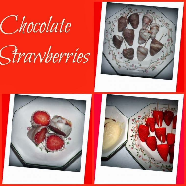 Creative Mondays Blog Hop Week 7: Chocolate Strawberry's