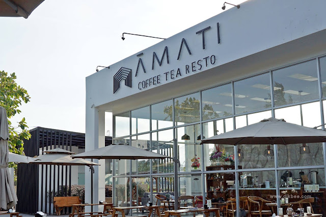 Tempat Makan Best Di Amati Coffee Tea & Resto Batam