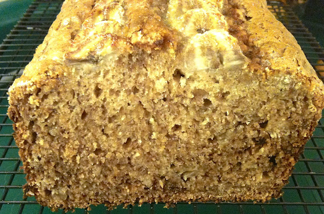 Manly Banana Bread. If you want a real rich, full flavored banana bread, try this!