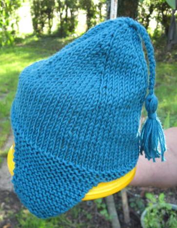 Mes petites mains tricotent  un petit bonnet péruvien et un poncho bébé 5966d85c840
