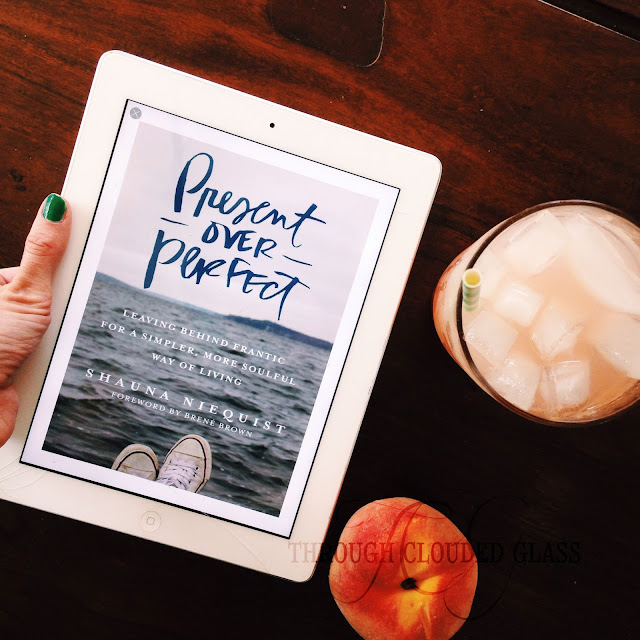 Present Over Perfect  A Review   Two Stars    Through Clouded Glass Present Over Perfect  A Review   Two Stars