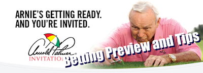 2016 Arnold Palmer Invitational Betting Preview