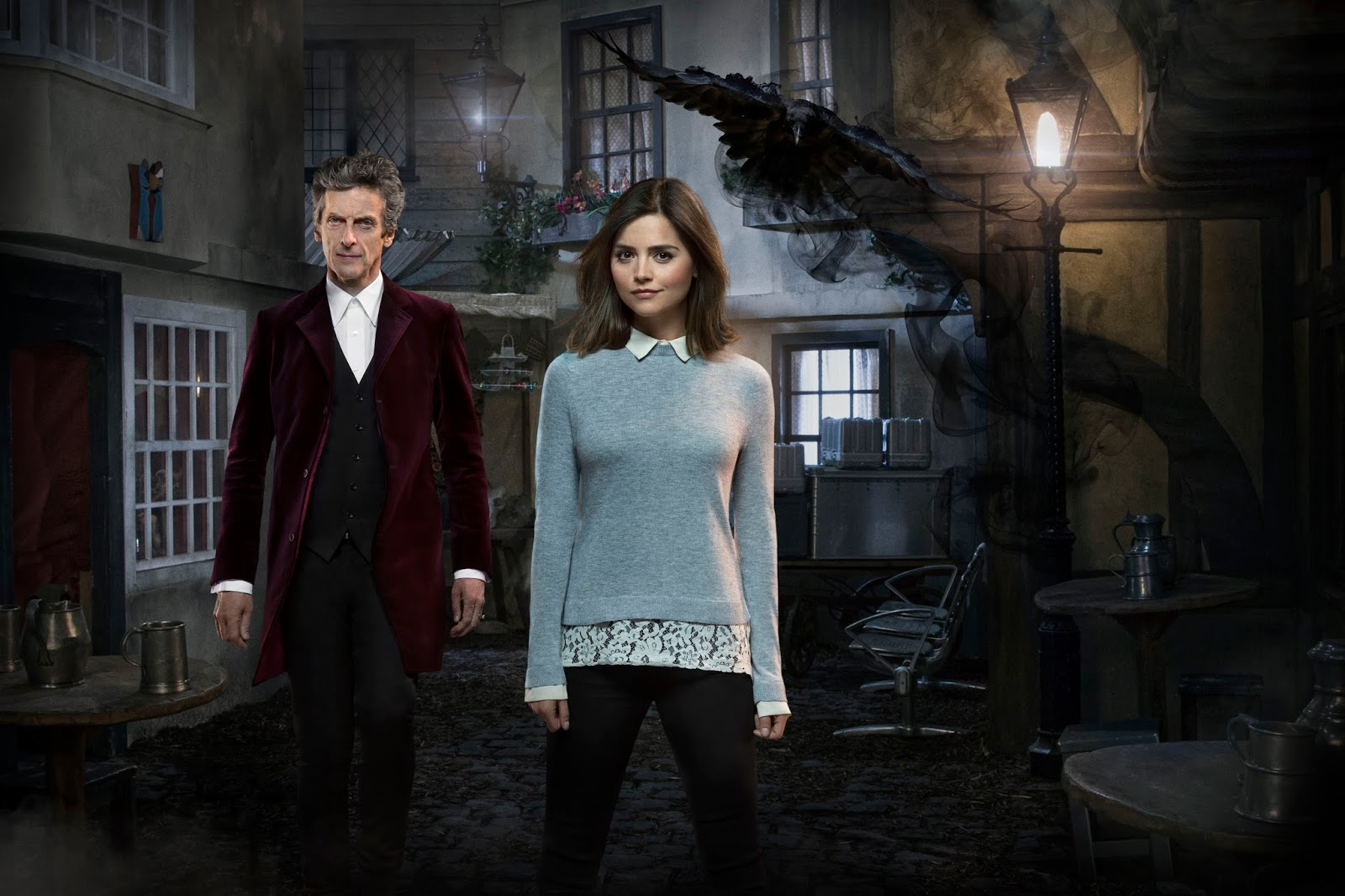 Overnight Ratings Face The Raven