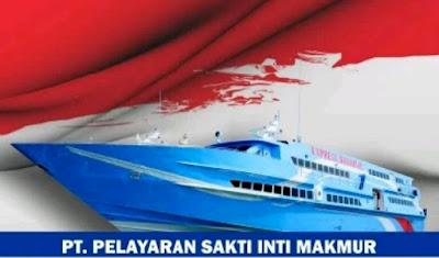 Lowongan PT Pelayaran Sakti Inti Makmur (Kapal Cepat Express Bahari)