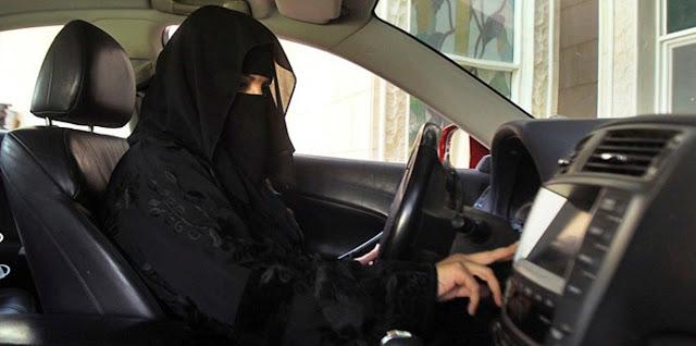 جامعة الأميرة نور تفتتح  مدارس لتعليم القيادة للسياداة في السعودية