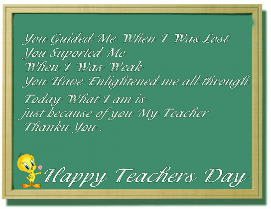 Teachers Day Quotes 21