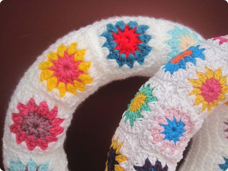 Een Krans Nog Een Krans 2 Kleurrijke Kransen Made By Mie For You