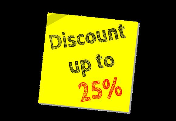 Berbagai barang dijual dengan harga diskon mulai harga diskon  Harga Diskon, bagaimana cara menghitung pecahan harga, dan harga yang harus dibayar?