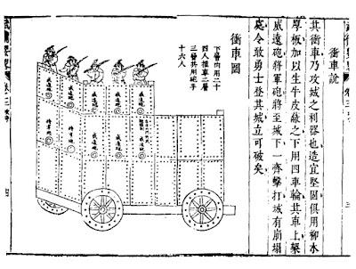 Ming Chinese Chong Che