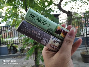 Cokelat Monggo Rasa Mango & White Coffee Khas Jogja