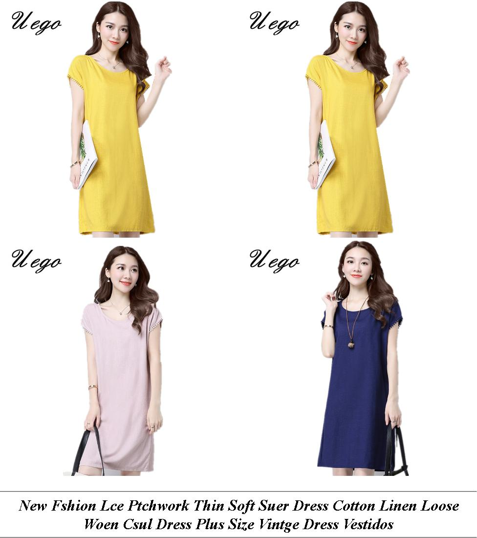 Knee Length Lack Dresses Uk - Dress Shop Sale In Chennai - Party Wear Maxi Dresses With Sleeves