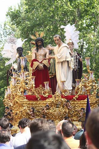 Ntro.Padre Jesús de la Presentación-Sevilla