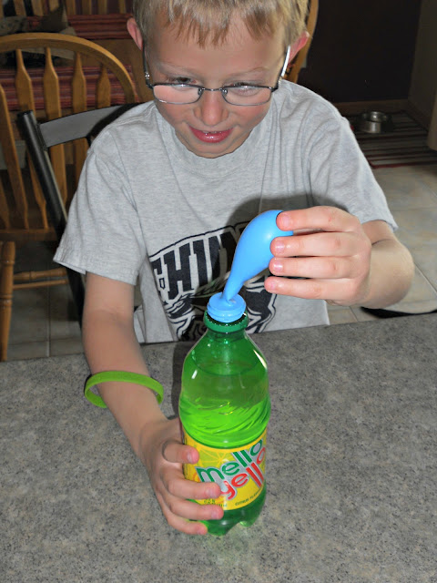 Pop Rocks Experiment