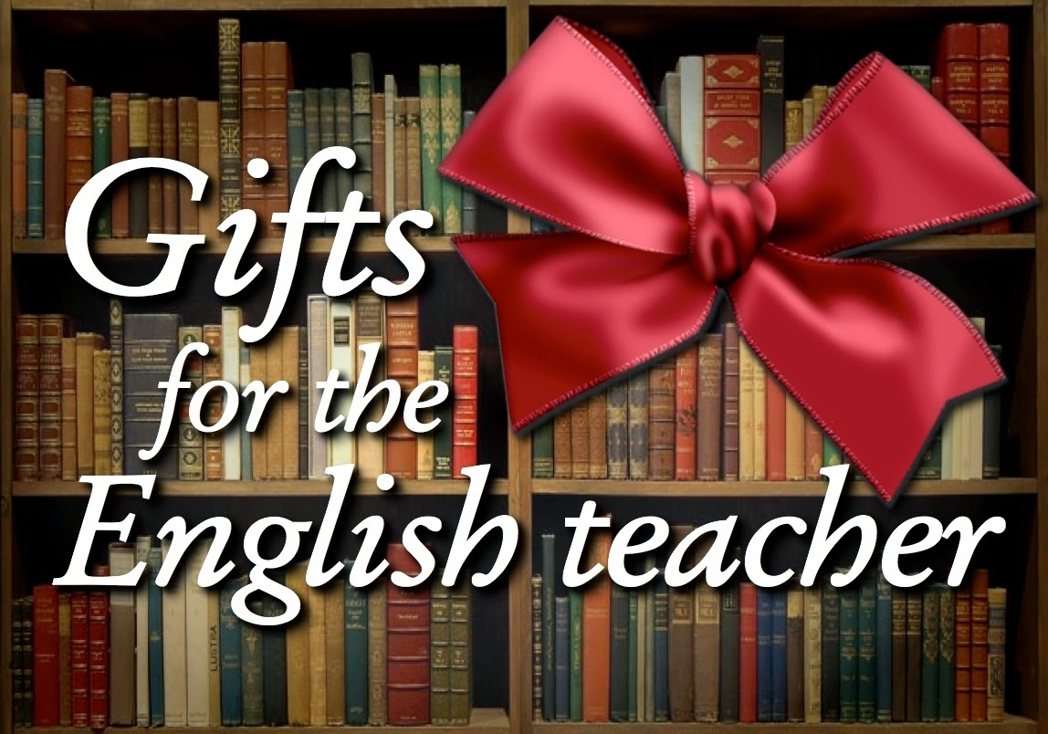 Gifts for the English Teacher Pinterest Board