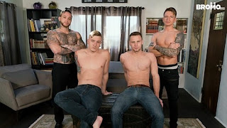 Raw Renters – Brandon Evans, Gage Unkut, Gunner, Tom Faulk