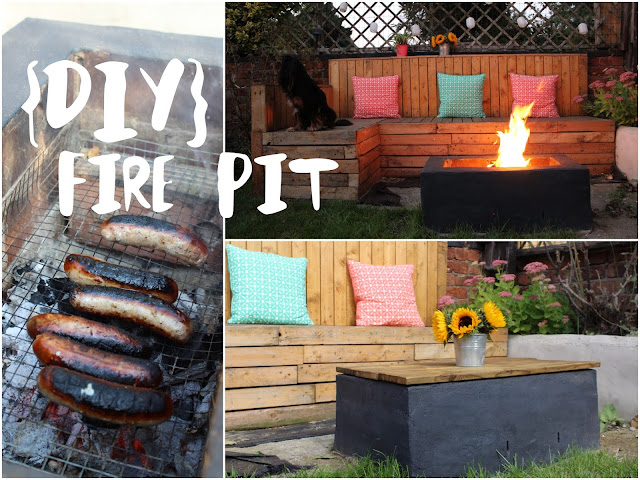 DIY Cheap and Easy Fire Pit