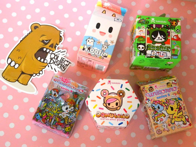 TokiDoki Blind Box