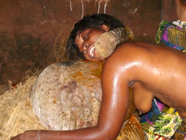 Tribal Sex Customs 114