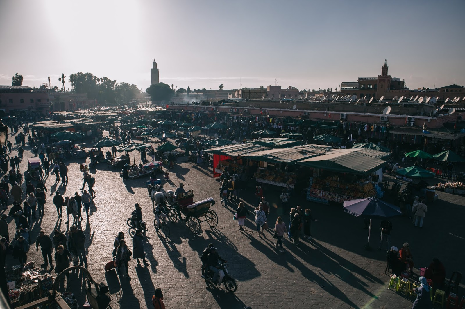 impressions of Marrakesh, Marrakech November 2018, Marrakesh November, Marrakesh travel, Suz and the Sun Travels, Suz & the Sun, Jemaa El-Fnaa Square sunset