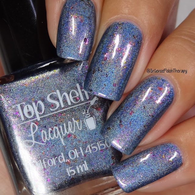 Top Shelf Lacquer Hippocampus
