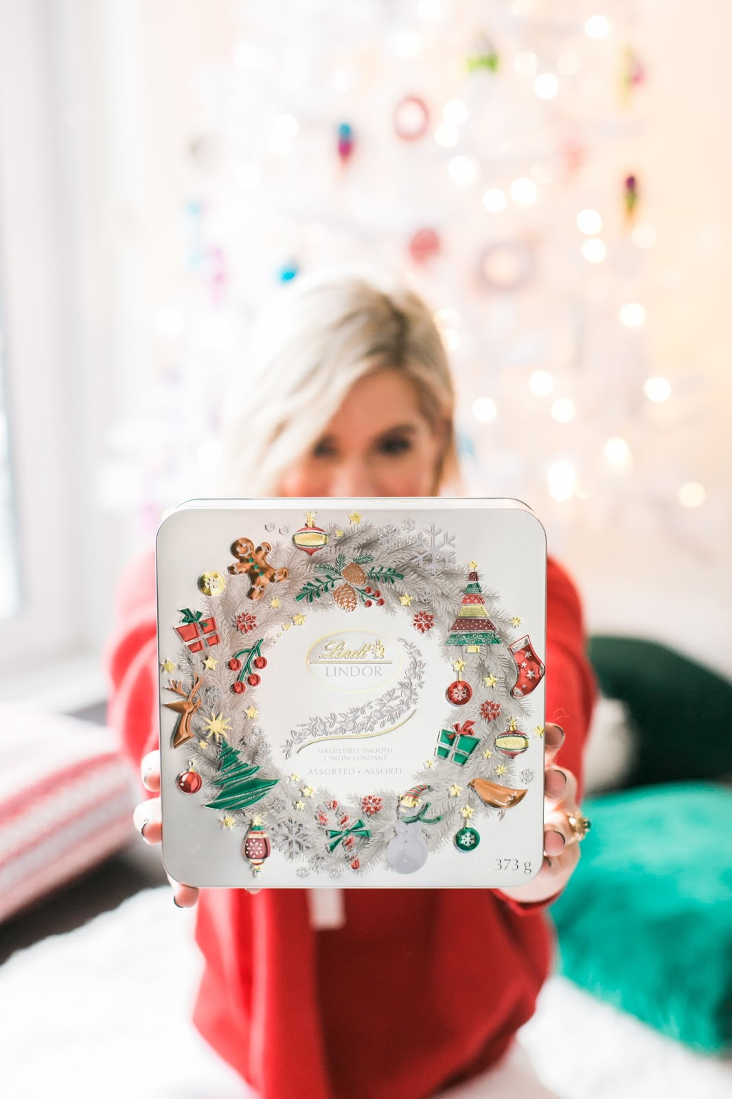 Bijuleni - Holiday Gift Guide For Her With Holt Renfrew Centre - Purdys Chocoalate box