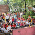 Risas y alegría durante celebración del Día Internacional del Payaso