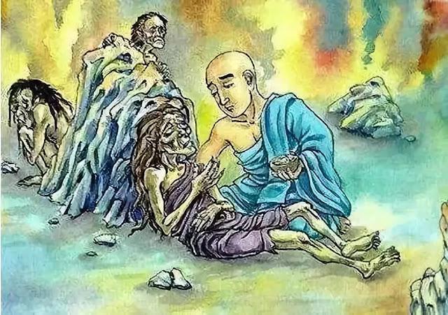 Kinh Phật nói về chuyện vong báo oán, vong nhập hồn, đuổi vong trừ tà?
