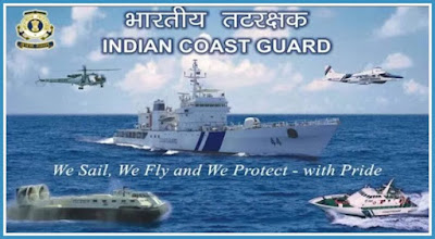 Indian Coast Guard Recruitment 2018 Officer Posts