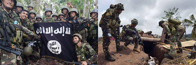 CONQUERED: Military Proudly Announced That They Seized Abu Sayaff Strongholds in Basilan. READ HERE!
