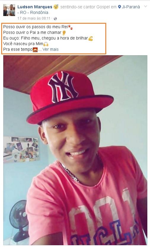 Jovem é assassinado com 3 tiros no meio da rua em Ji-Paraná