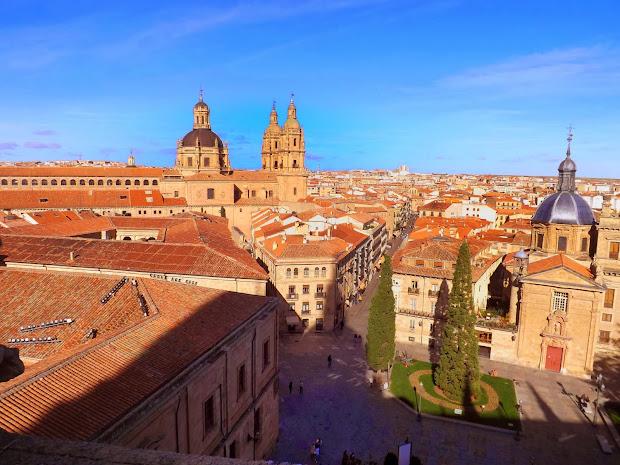 Food Love & Life Travel Salamanca Spain